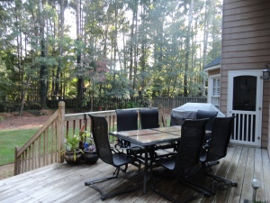The Deck is desperately in need of an upgrade.
