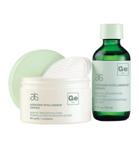 Genius Nightly Resurfacing Pads & Solution US_Fullsize Product Image