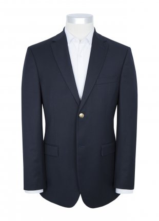 Navy Traditional Blazer