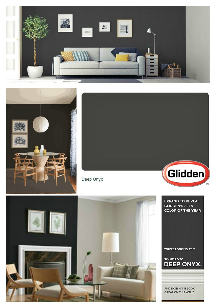 Glidden Paint 2018 Color Of The Year Is  ...