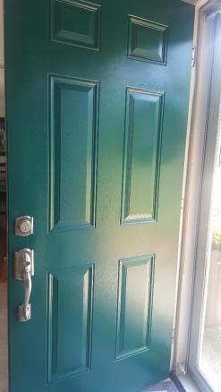 front Door Country Squire paint SW